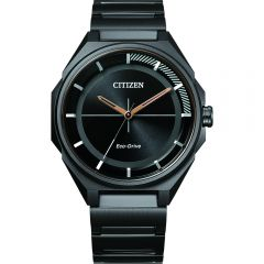 Citizen Eco-Drive BJ6538-87E Black Mens Watch