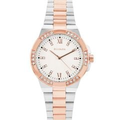 Ellis & Co Crystal Set Womens Watch