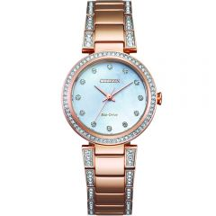 Citizen Eco-Drive Rose EM0843-51D Womens Watch