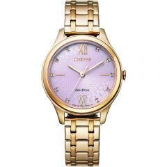Citizen Eco-Drive Rose EM0503-75X Womens Watch
