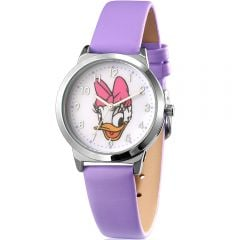 Disney SPW004 Daisy Duck 29mm Purple Watch