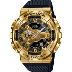 Casio G-Shock GM110G-1A9  Metal Covered Mens Watch