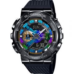 Casio G-Shock GM110B-1A  Metal Covered Mens Watch