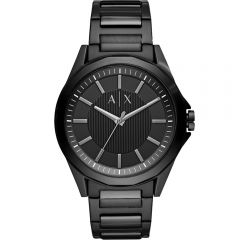 Armani Exchange Drexler AX2620 Black 100 Metres Water Resistant Mens Watch