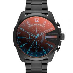 Diesel Mega Chief DZ4318 Chronograph Black Mens Watch