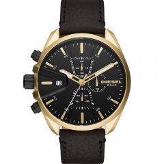 Diesel MS9 Chrono DZ4516 Black Mens Watch