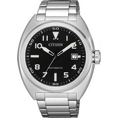 Citizen Automatic NJ0100-89E Stainless Steel Mens Watch