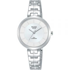 Pulsar PY5057X Stainless Steel Womens Watch