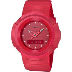 G-Shock AW500BB-4E Red Anaolg-Digital
