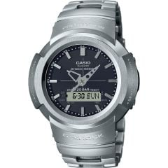 G-Shock Full Metal AWM500D-1A Solar Stainless Steel