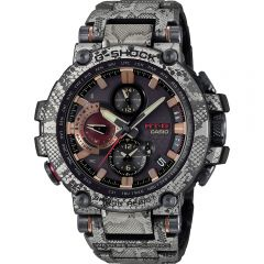 """G-Shock MTGB1000WLP-1ADR African Rock Python - Love the Sea and the Earth Series"""""""