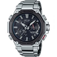 G-Shock MT-G Model MTGB2000D-1A Solar Stainless Steel