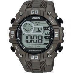 Lorus R2359LX-9 Digital Chrono Grey Unisex Watch