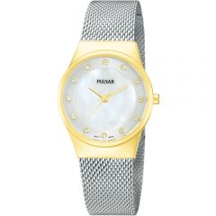 Pulsar PH8396X Gold and Silver Tone