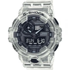G-Shock GA700SKE-7A Transparent Mens Watch