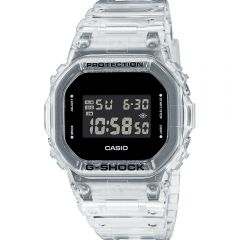 G-Shock Youth DW5600SKE-7 Digital Silver Watch