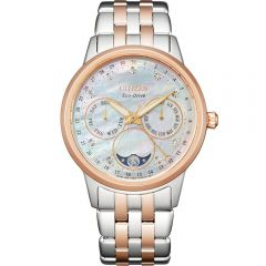 Citizen Eco Drive  FD0006-56D Moon Phase Womens Watch