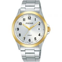 Pulsar PS9656X Mens Stainless Steel Watch