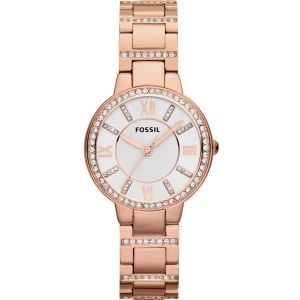 Fossil 'Virginia' ES3284 Ladies Stone Set Watch