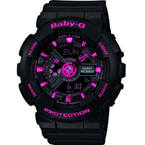 Casio BA111-1A Baby-G Womens Watch