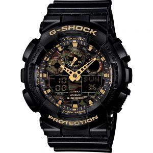 Casio GA100CF-1A9 G-Shock Camouflage Mens Watch