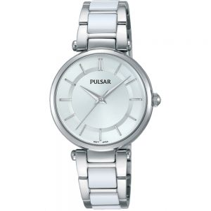 Pulsar PH8191X Silver Tone Womens Watch