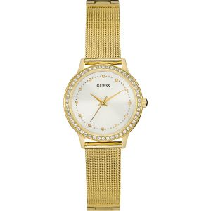 Guess W0647L7 Chelsea Stone Set Womens Watch