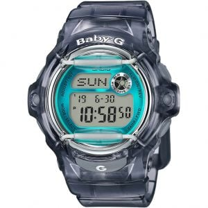Casio BG169R-8B Baby-G Womens Watch