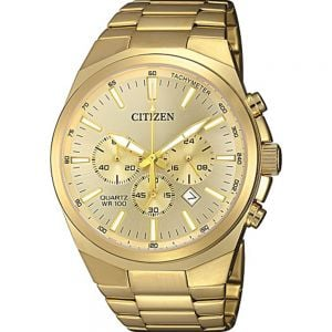 Citizen AN817253P Gold Mens Watch