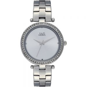 Jag Ava J2142A Silver Ladies Watch