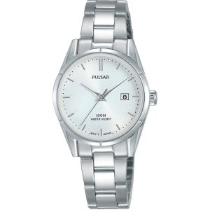 Pulsar PH7471X Silver Stainless Steel Womens Watch