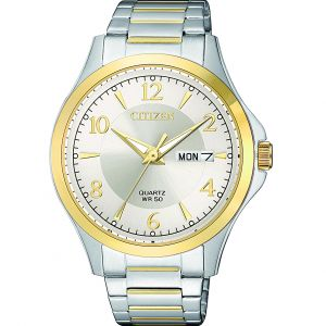 Citizen BF2005-54A Two-Tone Stainless Steel Mens Watch