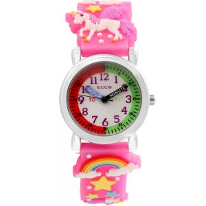 ECC Unicorn Strap Kids Watch
