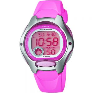 Casio LW200-4B Pink Youth Digital+ Watch