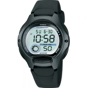 Casio LW200-1B Black Youth Digital Watch