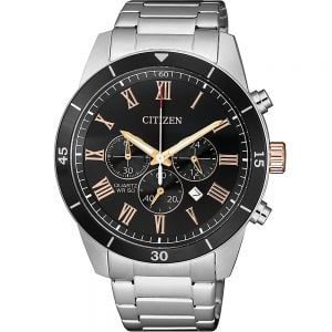 Citizen Chronograph AN8168-51H Stainless Steel Mens Watch