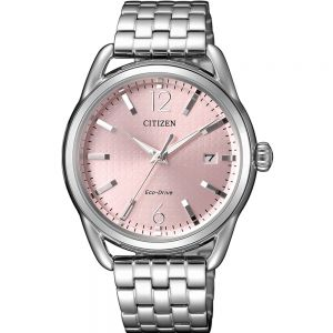 Citizen FE6080-71X Silver Stainless Steel Womens Watch