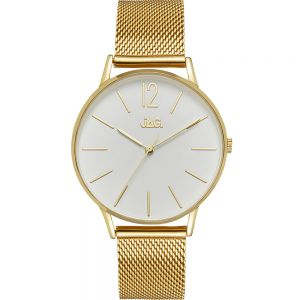 Jag Billy J2255A Gold Stainless Steel Womens Watch