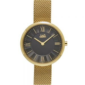 Jag Charlotte J2264A Gold Stainless Steel Womens Watch