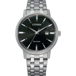 Citizen Eco Drive BM7460-88E Stainless Steel Mens Watch
