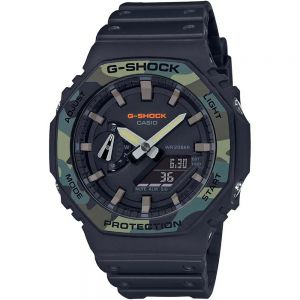 Casio G-Shock Carbon Core Guard GA-2100SU-1ADR Mens Watch