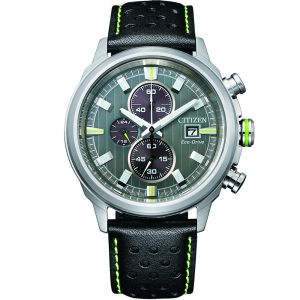 Citizen Eco-Drive Chronograph CA0739-13H Mens Watch