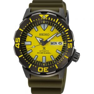 Seiko SRPF35K Prospex Monster Asia Edition Divers Watch