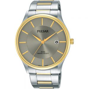 Pulsar PS9544X Two tone Mens Watch