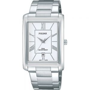 Pulsar PG8243X Stainless Steel Mens Watch