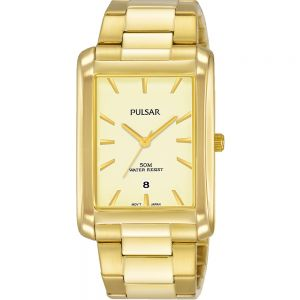 Pulsar PG8268X Gold Tone Watch