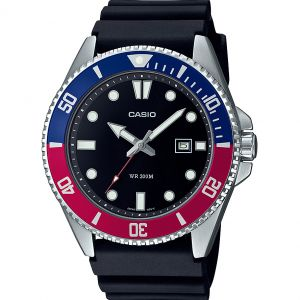 Casio Duro MDV107-1A3 200 Metres Divers Watch
