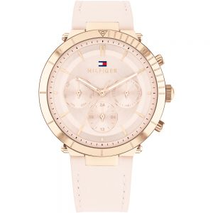 Tommy Hilfiger Emery 1782351 Multifunction Pink Leather