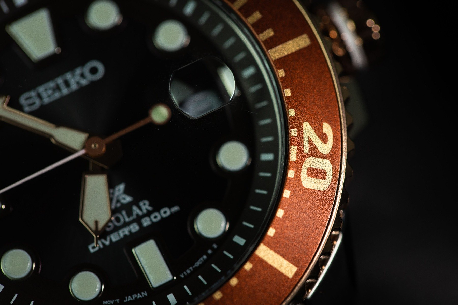 Seiko Limited Edition SNE566P Face